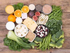 カルシウムの多く含まれる食品